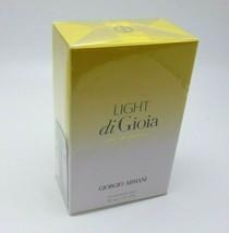 GIORGIO ARMANI LIGHT di GIOIA  Eau de Parfum Spray 1.0oz/30ml NIB - $39.90