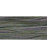 Basil (1291) 6 strand embroidery floss 5yd skein Weeks Dye Works - $2.25