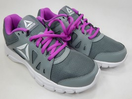 Reebok Trainfusion Nine 2.0 Size 6 M (B) EU 36 Women's Running Shoes Gray BS8000