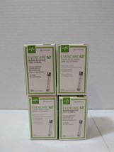 MEDLINE EvenCare G2 Blood Glucose Test Strips NEW 4 Boxes 200 Total MPH1550 - $49.50