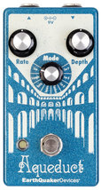 EarthQuaker Devices Aqueduct Vibrato Guitar Effect Effects Pedal - $199.00