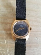 Vintage Women's Caravelle Transistorized Watch.Untested.Sold As Is. - $9.49