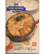 100 Grand National Recipes from Pillsburys Best 8th Grand National Cook ... - $5.00