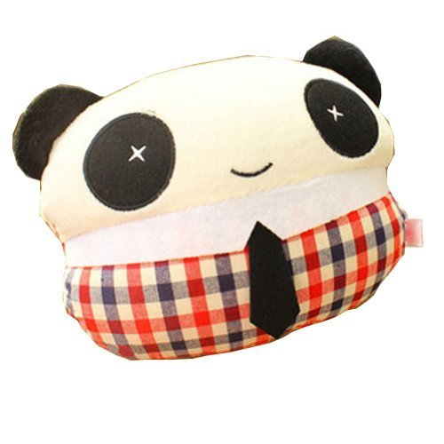 Fashion Design Car Neck Pillow/Cartoon Neck Pillow,(Mr Panda)