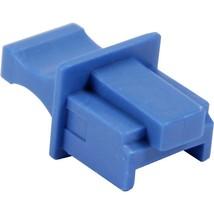 InLine® Staubschutz RJ45 ISDN- und Netzwerk-Buchse Farbe: blau, 10er Blister - $5.75