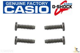 Casio 72075450 Original SS Case Back Screw QTY 4 FTS-100 FTS-101 FTS-600... - $29.00