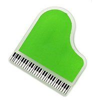 Set of 2 Multi-Function Clip Bill Fold Piano Music&Book Clips Green - $21.34