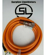 Siemens Cable 6FX5002-5DA33-1BA0 New in Package. 84A 10M shield. FAST SH... - $280.25