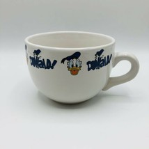 Disney World DONALD DUCK Mug Big Jumbo 30 Oz. Coffee Cocoa Espresso Cup - $22.76