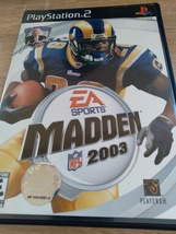 Sony PS2 Madden 2003 image 1