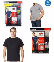 Fruit of the Loom Men's T-Shirts Crew Neck Assorted Colors Sizes L, XL, ... - $13.85+
