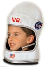 DELUXE QUALITY KIDS ASTRONAUT SOFT PLUSH HEADWEAR HAT ONE SIZE-FUN@HALLO... - $21.15