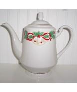 Sango Noel Christmas Coffee /Teapot  - $19.99