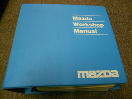 1997 Mazda MPV Van Service Repair Shop Workshop Manual  FACTORY OEM  - $39.55