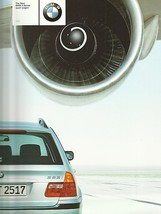 2000 BMW 3-SERIES Sport Wagon sales brochure catalog US 00 323i - $8.00