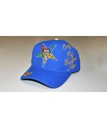 Order of the Eastern Star Baseball Cap OES Blue Baseball Hat NWT Eastern... - $19.60