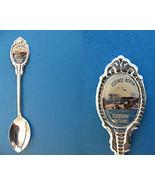 SUDBURY ONTARIO Souvenir Collector Spoon Collectible SCIENCE NORTH BUILDING  - $5.95