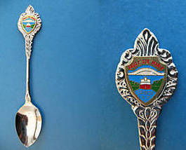 SAULT STE MARIE ONTARIO Souvenir Collector Spoon Collectible - $5.95