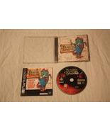 Playstation 1 PS1 - Blazing Dragons - $11.99