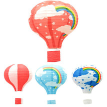 Paper Lantern Wedding Party Decoration 10PCS Hot Air Balloon Shape Hangi... - $26.00