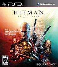 Hitman Trilogy HD Premium Edition - Playstation 3 [video game] - $148.40