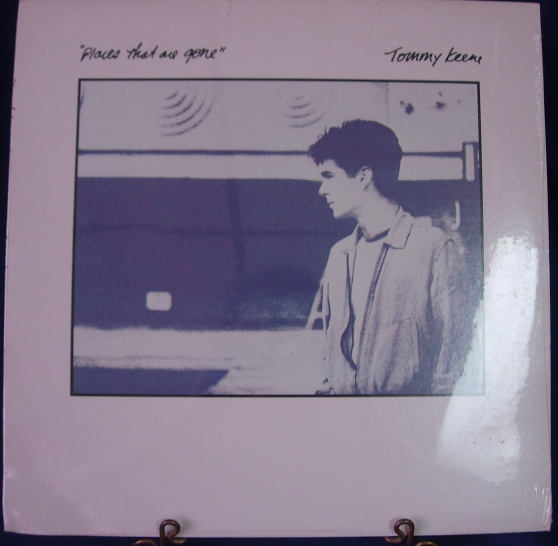 Tommy Keene - Places That Are Gone -  Dolphin Records DLP-2003 - SEALED