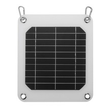 5W/5V Solar Panel Charger For Home Travel Hinking USB Port Phone Charger... - €19,89 EUR