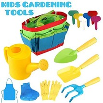 SthAbt - 58Pcs Outdoor Kids Gardening Tools Gardening Planting Project w... - $16.23