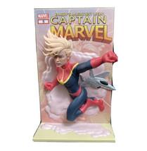 Loot Crate Exclusive Captain Marvel 3D Comic Standee Statue 2019  - $12.16