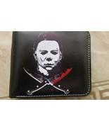 Halloween Michael Myers Officially Licensed Bi-Fold Billfold Wallet - $20.00