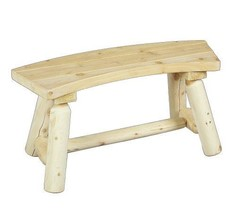 3' Curved Bench - $139.18
