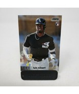2020 Topps Stadium Club LUIS ROBERT Base Rookie Card #289 White Sox RC - $12.82