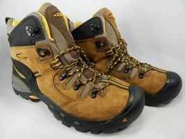 "Keen Pittsburgh 6"" Size 11 M (D) EU 44.5 Men's WP Steel Toe Work Boots 1007025"