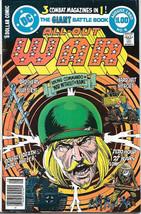 All-Out War Comic Book #6 DC Comics 1980 FINE- - $5.71