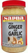 GWL Sapna Garlic & Ginger Paste - $2.97