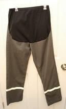 LAPCO HRC 2 FR Flame Resistant Pants Gray 33x32 (12-14) MOD Maternity Panel - $39.57