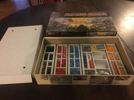 Fortress America Board Game Milton Bradley 1986 War Complete In Box - $79.20