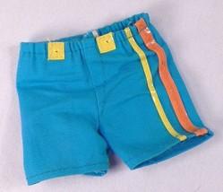 Ken Doll Shore Lines Blue Shorts Mattel #1435 Mod 1970 Japan Barbie Friend - $35.00