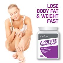 Ultra Trim Appetite Suppressant Pills – Get In Shape Stop Hunger Eat Less Fat - $29.00