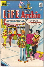 Life With Archie Comic Book #78, Archie 1968 FINE - $14.50