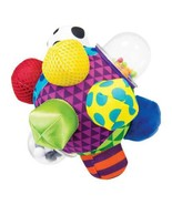the Season Toys Developmental Bumpy Ball Baby Toy – Easy to Grasp Bumps ... - $14.90