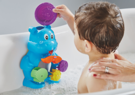 Little Tikes Stack and Spin Bath Set With Accessories Toys NEW - $19.36
