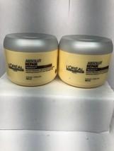 2x L'Oreal Prof Serie Expert Absolute Repair Neofibrine Repairing Masque... - $37.41