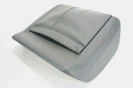03-2006 range land rover hse l322 left driver seat back panel cover grey... - $79.96