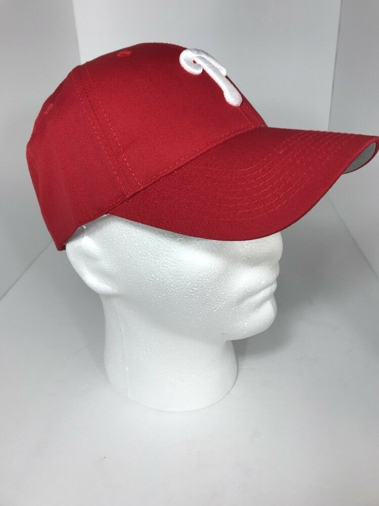 Philadelphia Phillies Hat MLB Baseball Adjustable Homerun Red