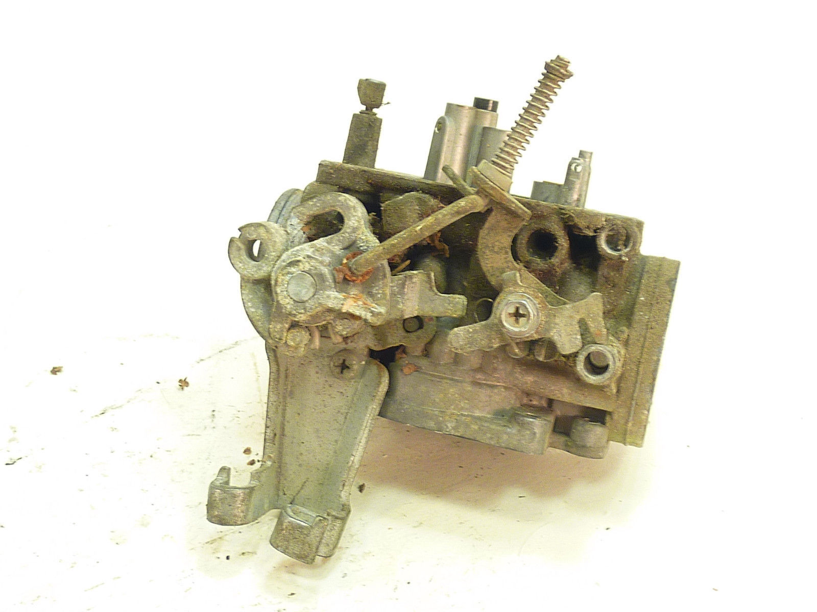 1983 Honda CB1000 Carburetor Body (Center Left Carb) 83 Engine LH Side L #2
