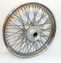 "1996 Honda Shadow VT600C : 19"" Front Wheel Assembly (44650-MZ8-315) {M1289} - $161.80"