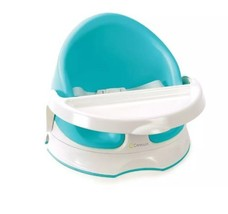 Contours Twist Grow with Me 3-in-1 Floor Booster Feeding Seat 180° Swivel - $56.70