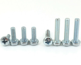 8 New Insignia Tv Base Stand Screws For Model NS-32D120A13 - $6.13