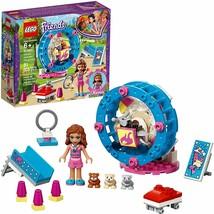 LEGO Friends Olivia's Hamster Playground 41383 Building Kit 81 Piece Ima... - $34.64